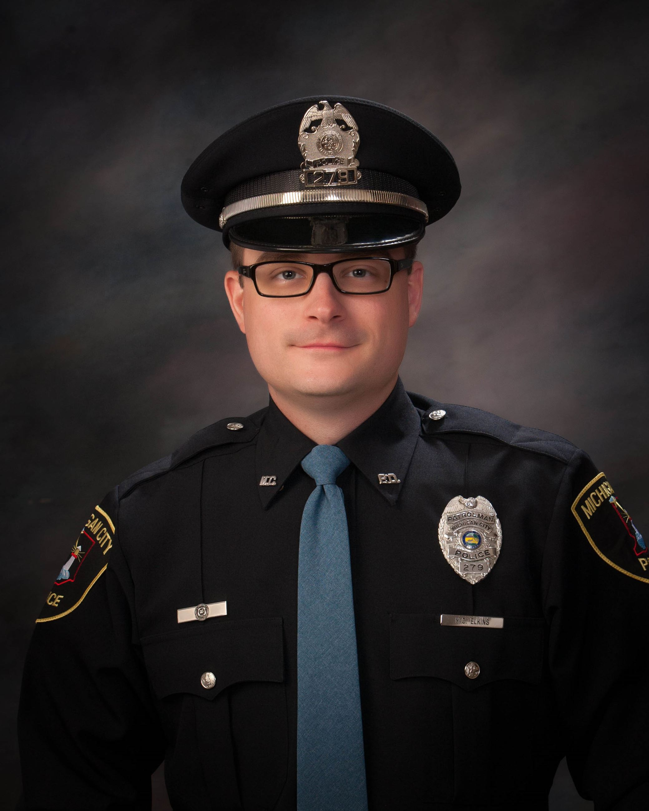Officer Michael Elkins