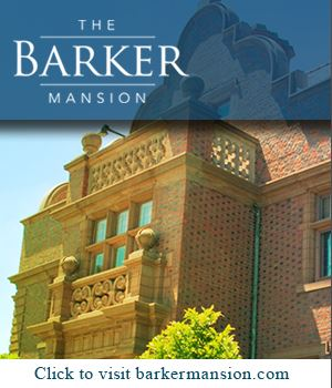 Visit the Barker Mansion Website